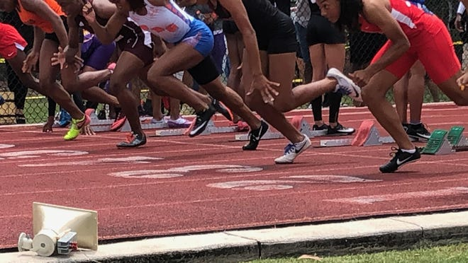 Track and field is among the spring sports that will not have the opportunity to finish its season due to the coronavirus pandemic.
