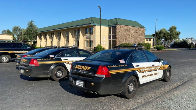 Sheriff's officials are investigating a fatal shooting that occurred late Tuesday night at the Days Inn in Stockton.
