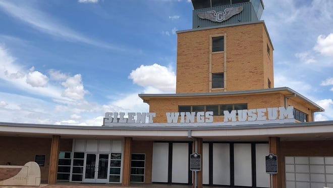 The Silent Wings Museum is located at 6202 N. Interstate 27 in Lubbock.