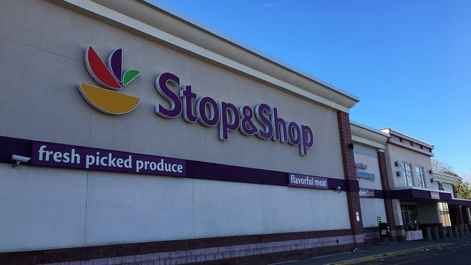 The exterior of the Stop & Shop on North Montello Street in Brockton, Tuesday, Dec. 11, 2018.
