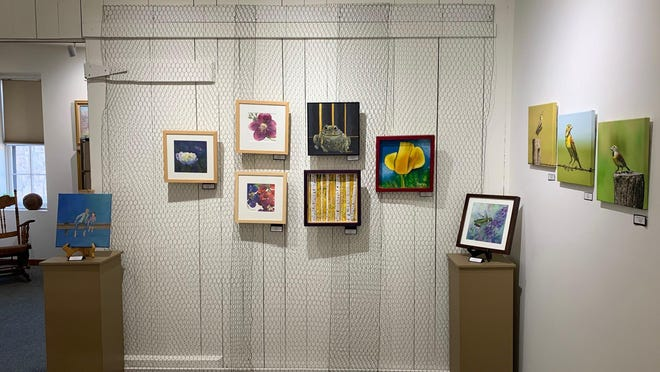 The Carriage Factory Gallery is seeking entries for two exhibitions, including the the third annual 12×12 Small Works art competition.