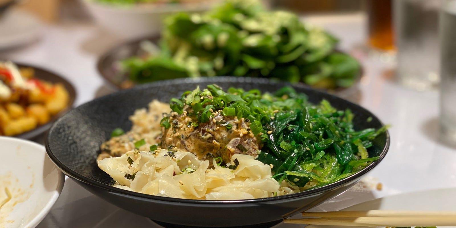 Kaka'ako is a hip neighborhood with one of Hawaii's best food scenes