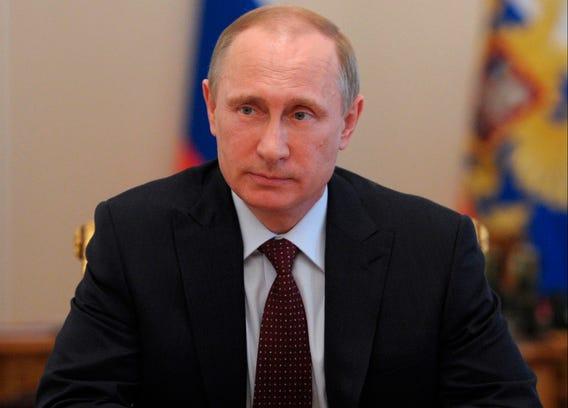 AP Russia Putin