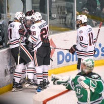 St. Cloud State vs. UND hockey Saturday