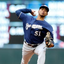 Notes: Brewers activate Chase Anderson, send Freddy Peralta back to Class AAA Colorado Springs