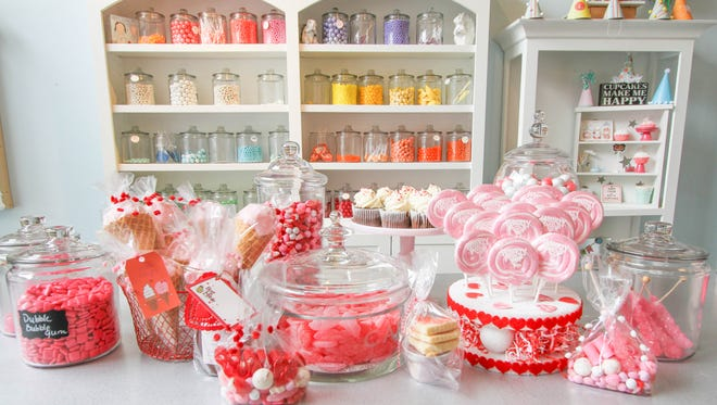 Pick between a slice of cake, two truffles or two macarons plus a glass of champagne at Sugar Sugar's event Sweets and Bubbles, 5 to 8 p.m. Friday and Saturday, Feb. 9-10.