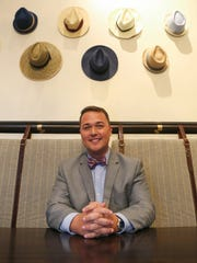 Chris Diebel, owner of one of Des Moines' newest restaurants,