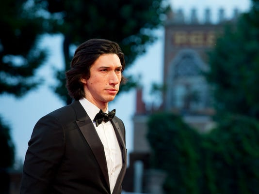 Italy Venice Film Festival Hungry Hearts Red Carpet