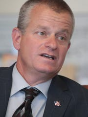 Riverside County Sheriff-Coroner candidate Dave Brown