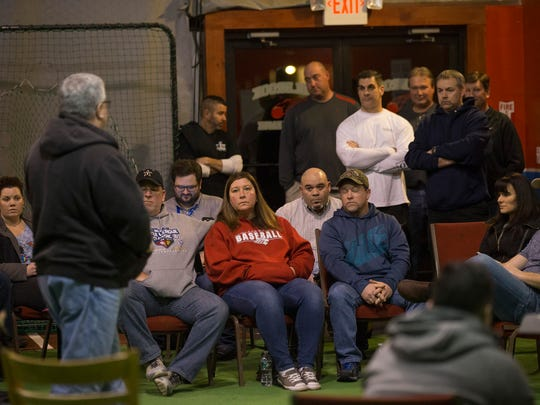 The Holbrook Little League board of directors held a meeting where they discussed an Ocean County Prosecutor's Office investigation into possible financial wrongdoing.