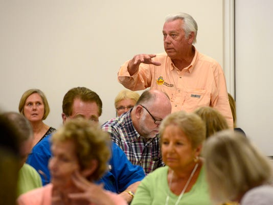 West Florida Regional Planning Council hosts forum on Santa Rosa Island Authority structure and funding