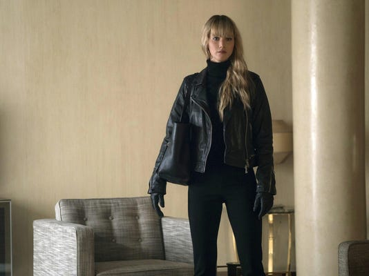 Film Review Red Sparrow (2)