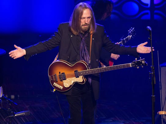 Tom Petty will perofrm May 13 at Klipsch Music Center.