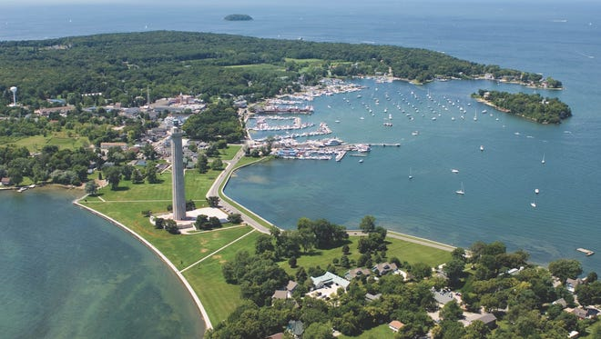 The small island village of Put-in-Bay normally draws 750,000 visitors during the summer, and officials are hopeful that the coronavirus pandemic will early enough to keep the tourism business healthy this year.