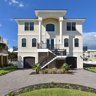 Home of the Week Oct. 14th: Custom home offers luxury, builder upgrades on Pensacola Beach