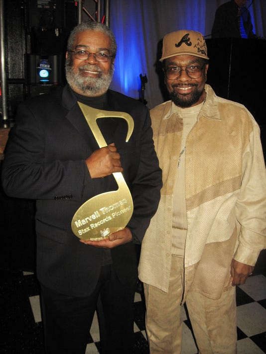 A member of Stax\'s first family, Marvell Thomas dead at 75