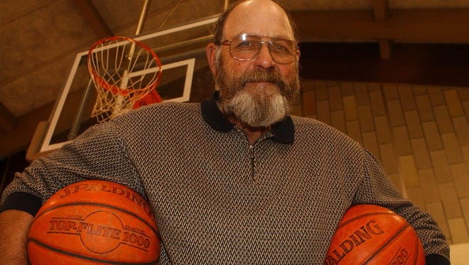 """John """"Hoot"""" Utnehmer was the Press-Gazette's Everyday Hero in the category of sports/youth activities."""