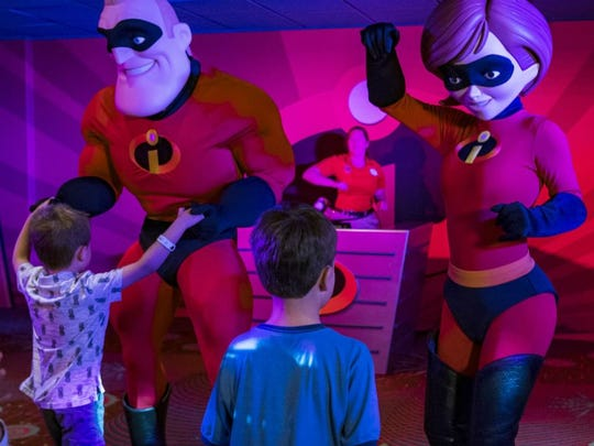 Get ready to party with the Incredibles in celebration of their return to the big screen