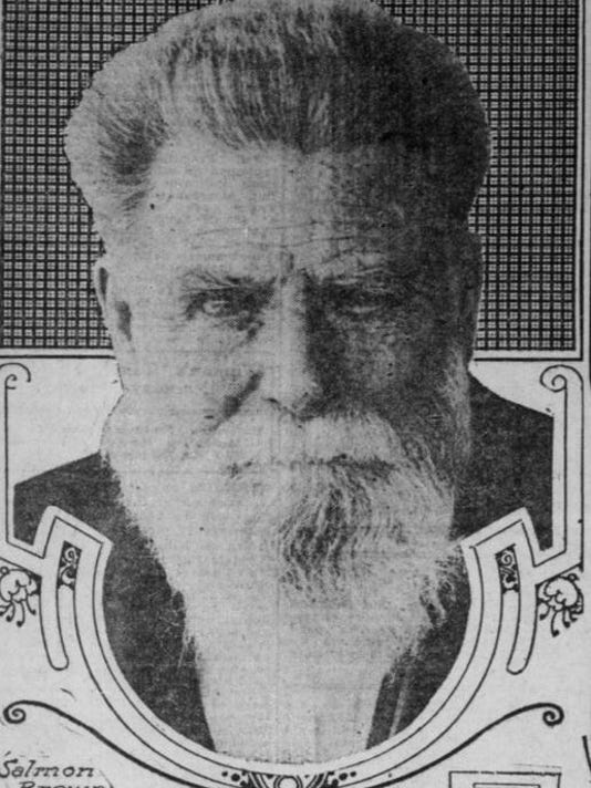 Salmon Brown 1917