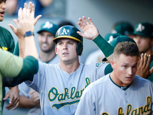 MLB: Oakland Athletics at Seattle Mariners
