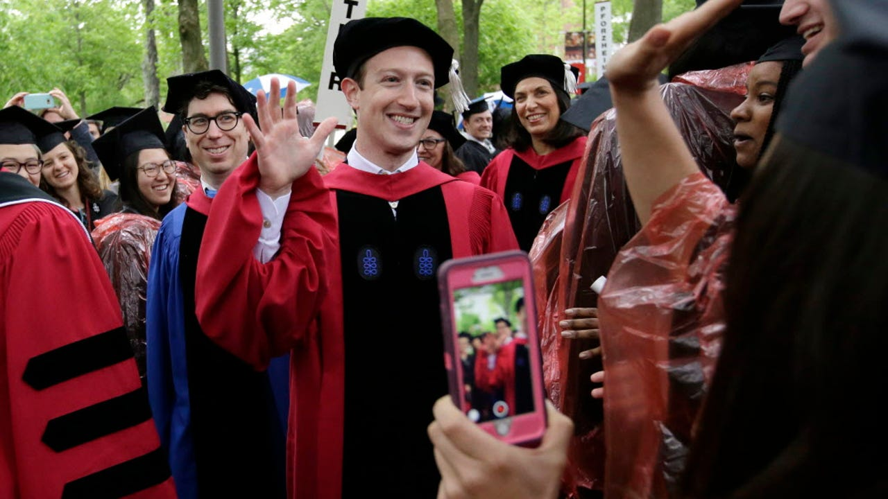 Mark Zuckerberg'S Harvard Graduation Speech: Full Text