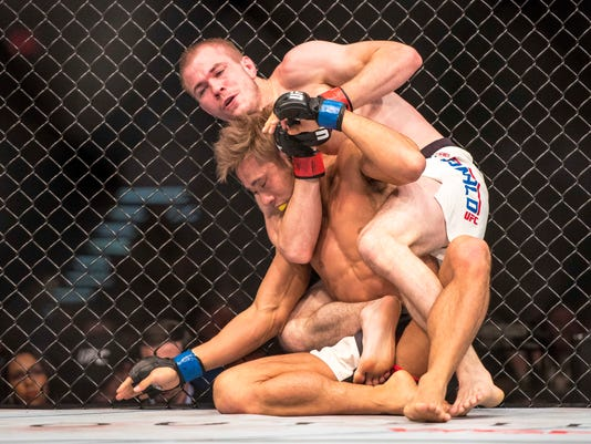 MMA: UFC 195-McDonald vs Kanehara