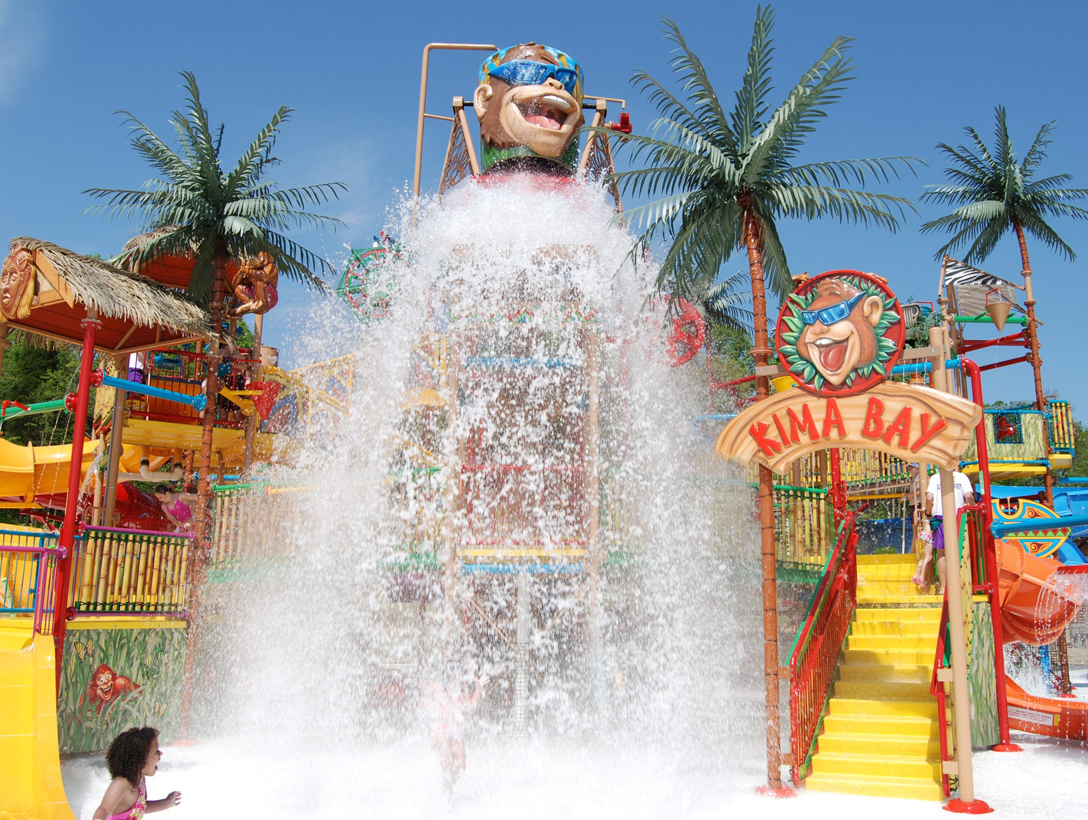 10Best Readers' Choice travel awards had a hot contest for Best U.S. Water Park but Holiday World's Splashin' Safari in Santa Claus, Ind., came out in the #1 spot.  This safari-themed water park features Mammoth and Wildebeest, the world's longest and second-longest water coasters.  Readers of 10Best and USA TODAY are obviously big fans of both!