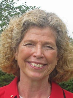 Corning Community College President Katherine Douglas