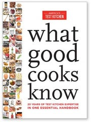 What Good Cooks Know sums up 20 years of testing, food