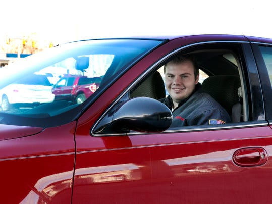 Parkway employees give car as christmas gift to co worker for Parkway motors cedar city