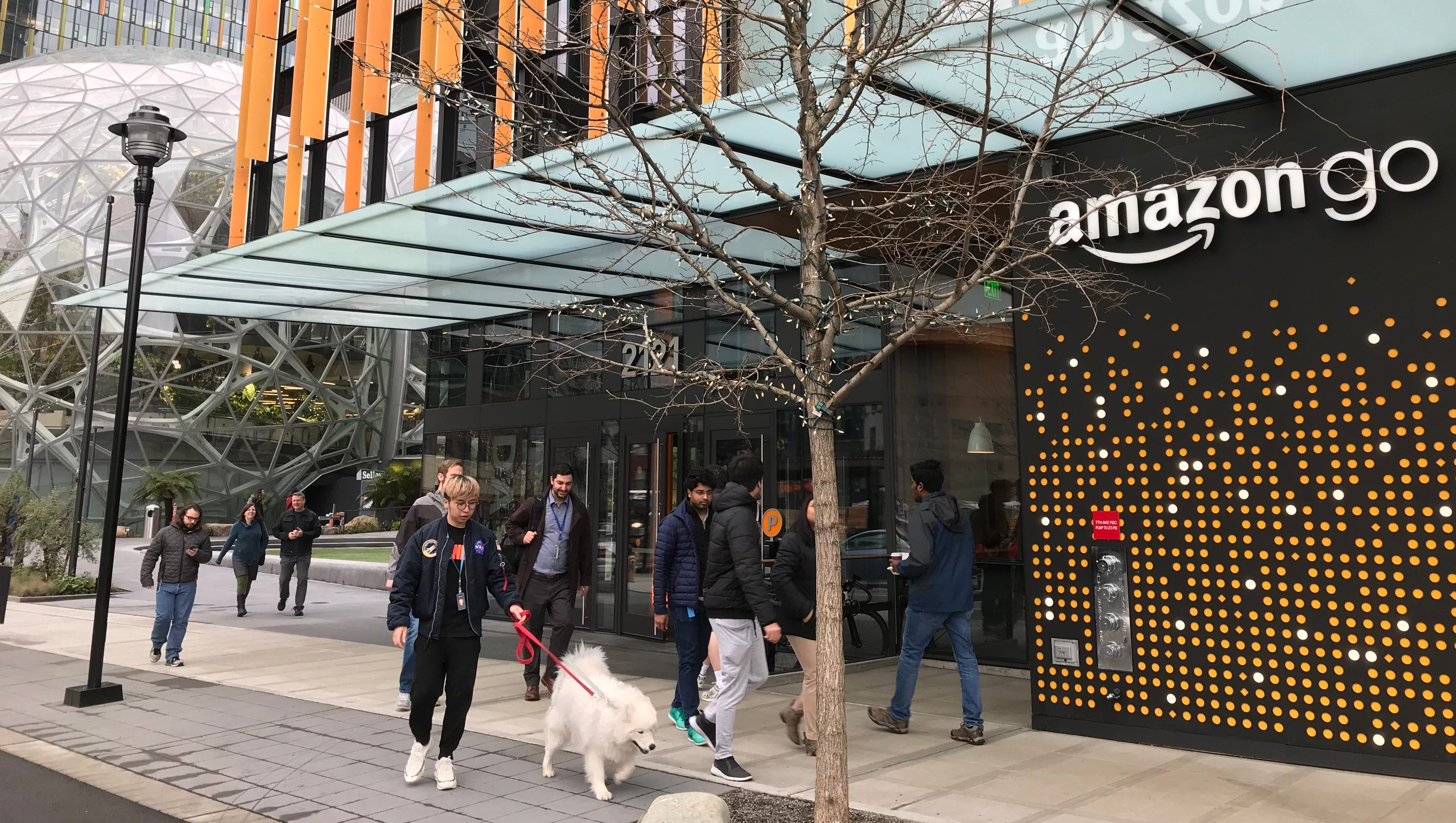 Amazon set to open its grocery store without a checkout line to the public