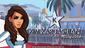 """1. Kartoon Kim greets you on the welcome screen. As the game loads, helpful hints pop up, including this gem: """"Dating famous people will get you more fans too."""""""