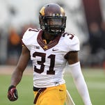 The Chiefs took Minnesota defensive back Eric Murray in the fourth round of the NFL draft on Saturday.