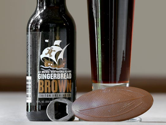 Gingerbread Brown from Triton Brewing Co.