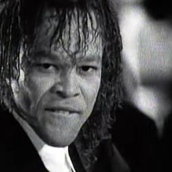 Bahamian singer Johnny Kemp, seen here in the video for his 1989 hit 'Just Got Paid' was found dead in Jamaica Thursday.