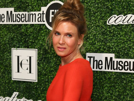 Renee Zellweger attends the 2014 Couture Council Award