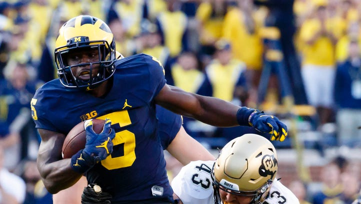 Michigan Wolverines linebacker Jabrill Peppers is among