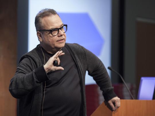Mark Randall, vice president of innovation at Adobe,