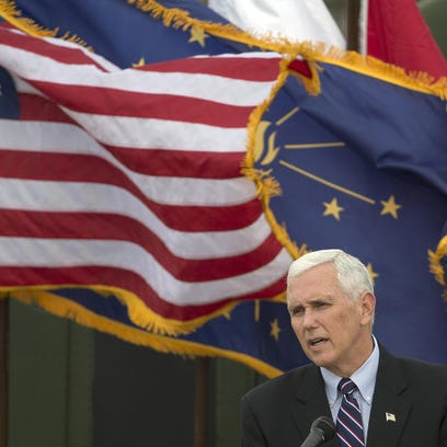 Swarens: VP-elect Mike Pence, 'Hamilton' and 2 Americas