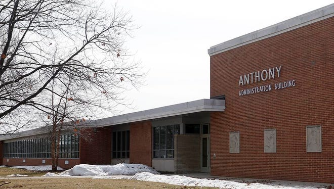 Muncie Community Schools' Anthony Administration Building