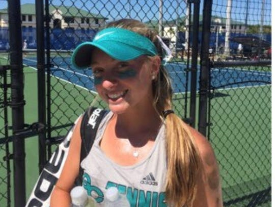 Shale Bouchard, Gulf Coast tennis
