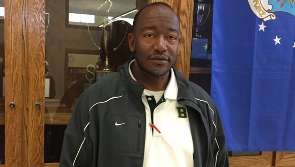 Julius Prince, Southside's football coach the past