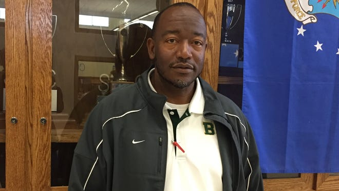Julius Prince, Southside's football coach the past seven seasons and a former assistant at Riverside, Woodmont, Mauldin and Spartanburg, is the new coach at Berea.