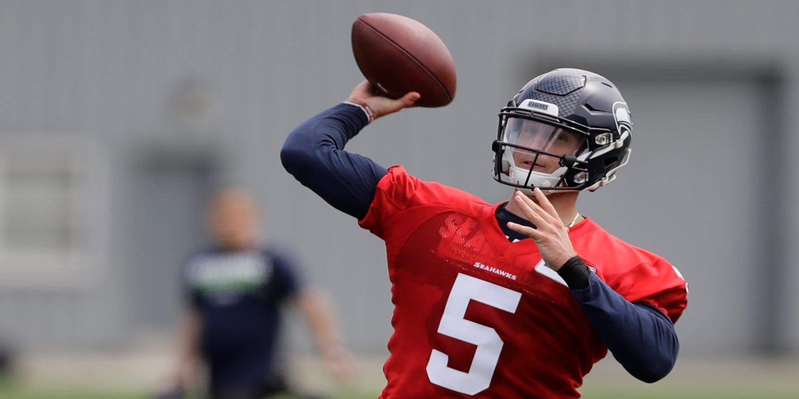 How all nine Seattle Seahawks draft picks performed in minicamp 88b607e5a
