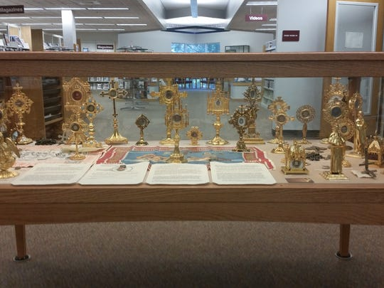 Display in the Library
