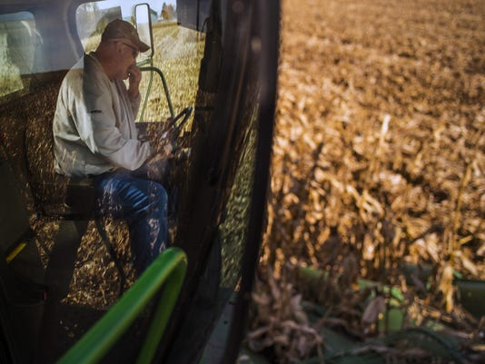 Minnesota farmers tightening belts, with ripple effects on the rural economy