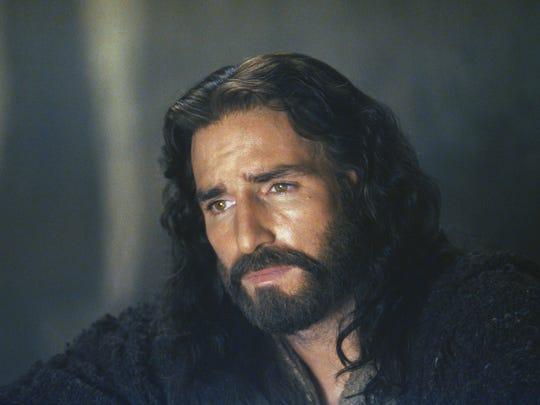 Jim Caviezel portrayed Jesus in Mel Gibson's 2004 box-office