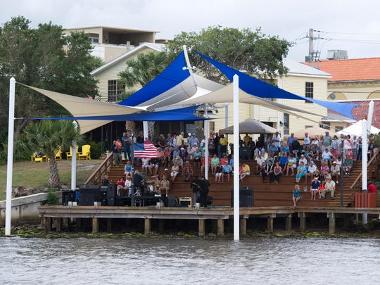 A special Rock'n Riverwalk live music event on the