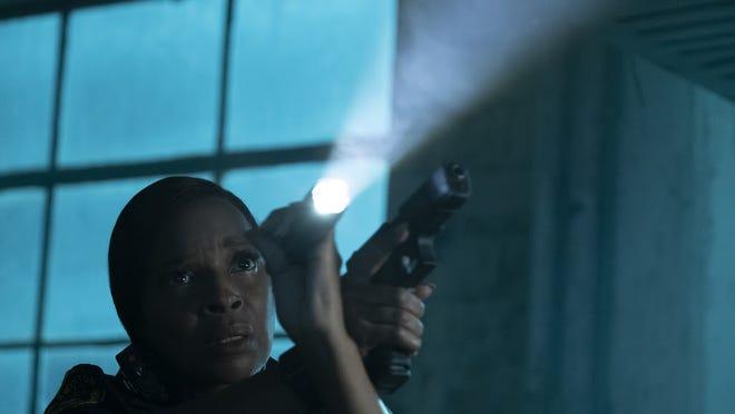 """Mary J. Blige stars in """"Body Cam."""""""