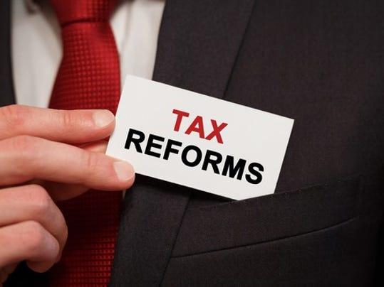Tax Reform Proposal Will Lower Corporate Tax Rate Lift Stocks